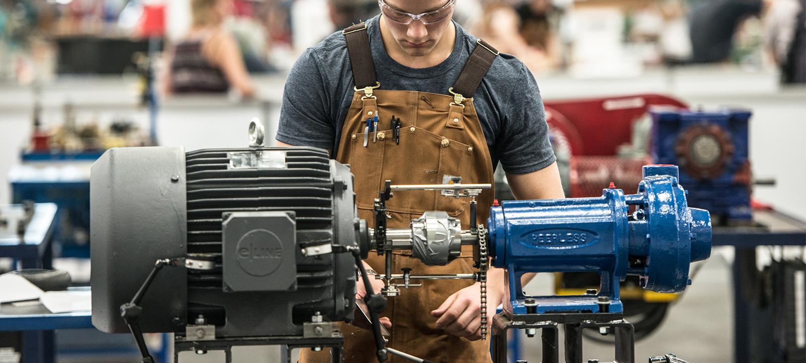 Industrial Mechanics Millwright - Skills Canada Alberta